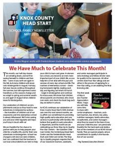 School Family Newsletter
