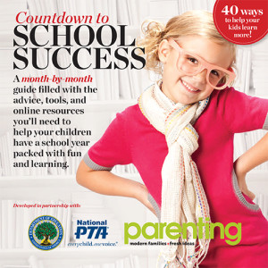 monthly guide school success
